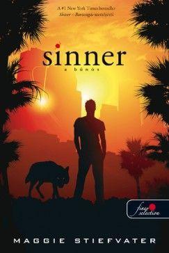 Maggie Stiefvater - Sinner - A bűnös (puha táblás)