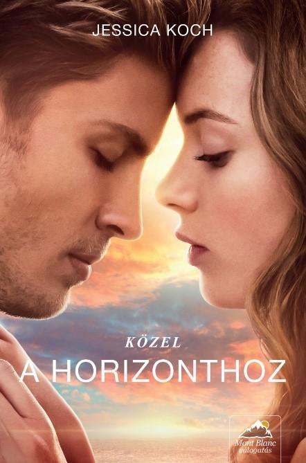 Jessica Koch - Közel a horizonthoz – Filmes borítóval