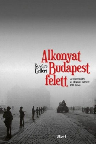 Kovács Gellért - Alkonyat Budapest felett