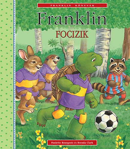 Paulette Bourgeois - Franklin focizik