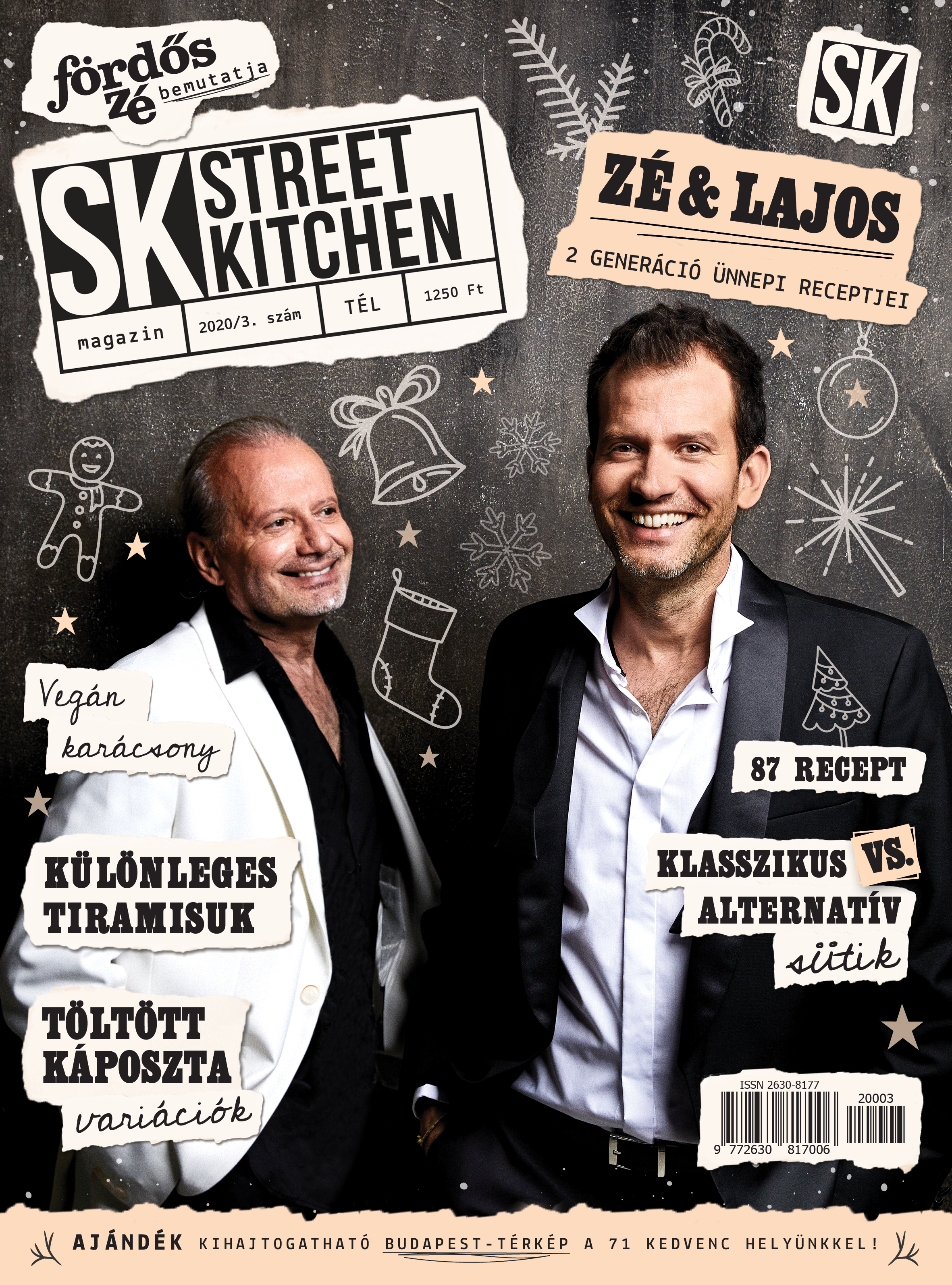 Street Kitchen magazin TÉL 2020/3