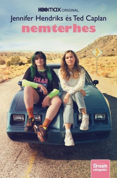 Jennifer Hendriks - nemterhes – Filmes borítóval