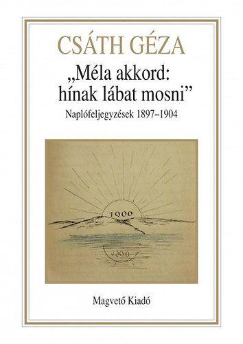Csáth Géza -