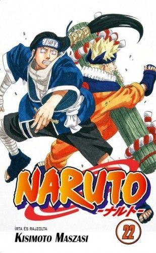 KISIMOTO MASZASI - Naruto 22.