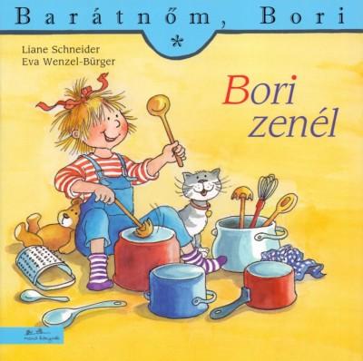 Liane Schneider - Bori zenél - Barátnőm, Bori 21.