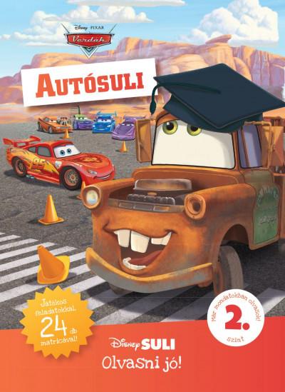 Kristen L. Depken - Autósuli - Disney Suli - Olvasni jó! sorozat 2. szint