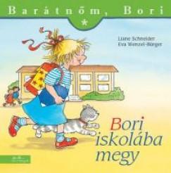 Liane Schneider - Bori iskolába megy - Barátnőm, Bori 19.