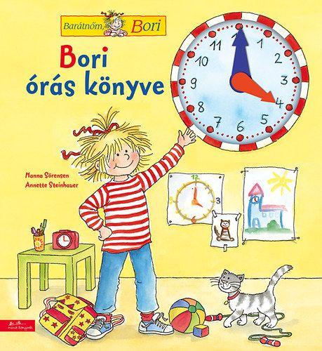 Hanna Sörensen - Bori órás könyve - Barátnőm, Bori