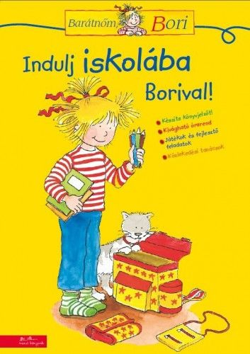 Hanna Sörensen - Indulj iskolába Borival!