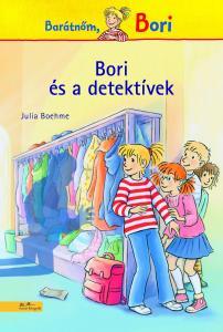 Julia Boehme - Barátnőm Bori - Bori és a detektívek