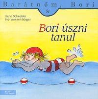 Liane Schneider - Barátnőm, Bori: Bori úszni tanul