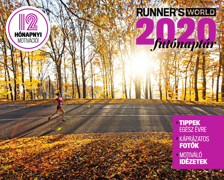 Runner's World - Naptár és füzet 2020
