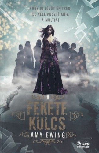 Amy Ewing - A fekete kulcs