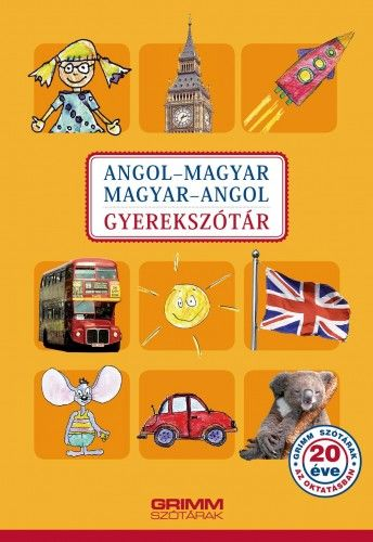 Angol-magyar, magyar-angol gyerekszótár
