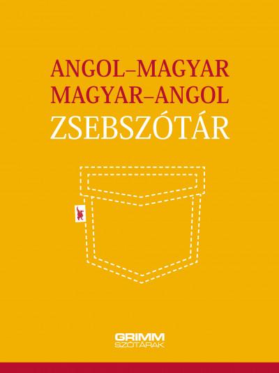P. Márkus Katalin - Angol-magyar, magyar-angol zsebszótár