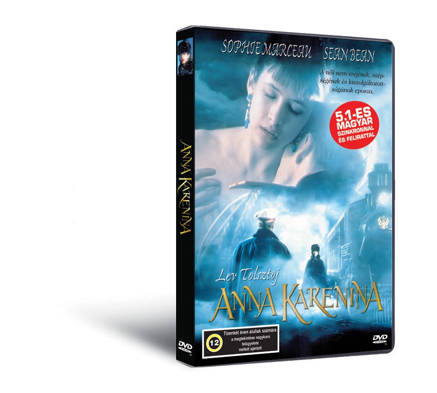 Anna Karenina (1997) - DVD