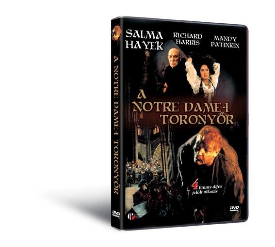 A Notre Dame-i toronyőr - DVD