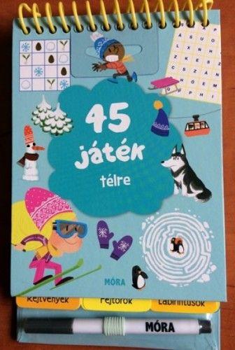 Céline Potard - 45 játék télre