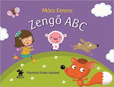 Móra Ferenc - Zengő ABC - Lapozó