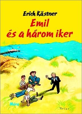 Eric Kästner - Emil és a három iker