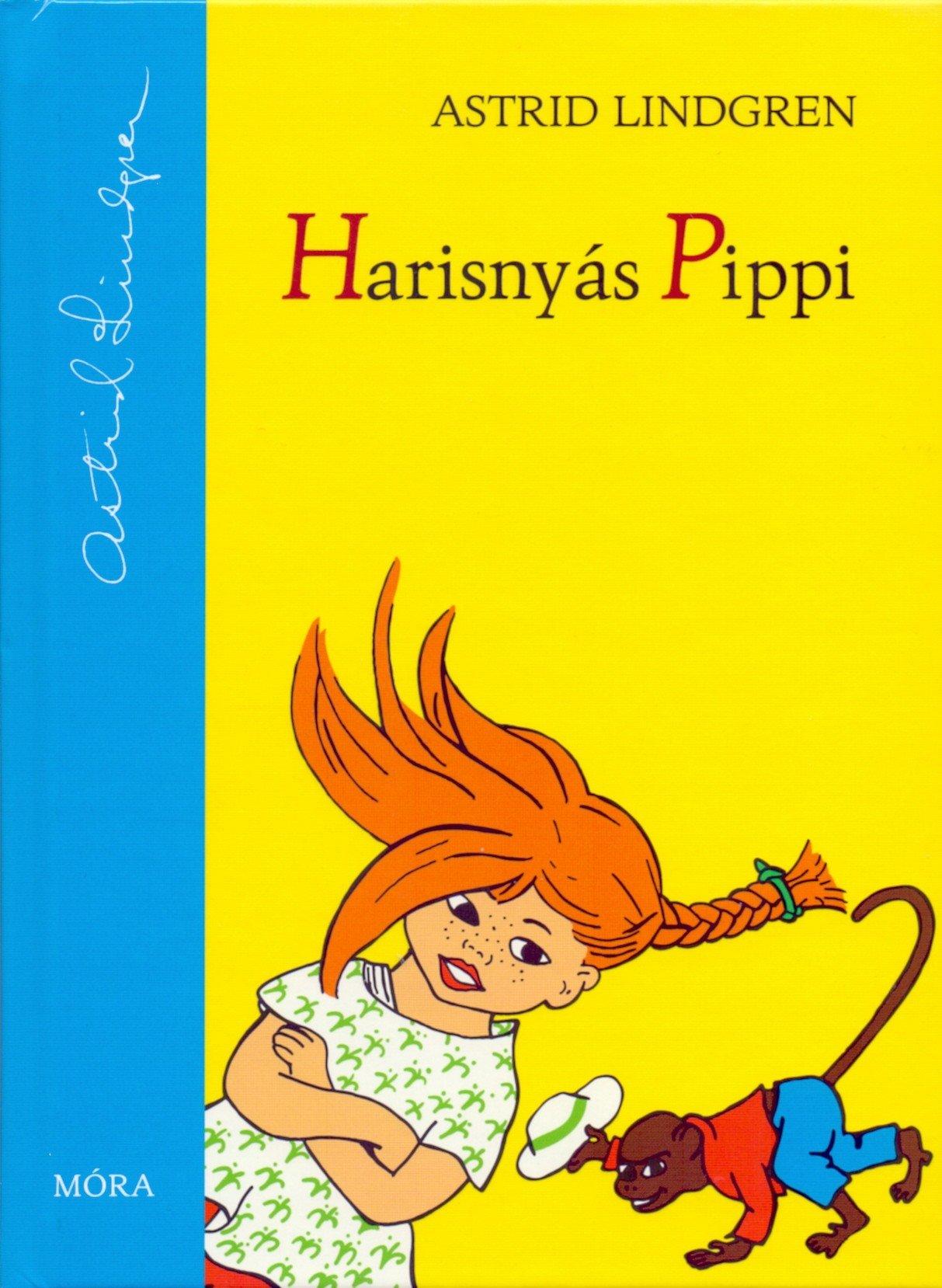 Tótfalusi István - Harisnyás Pippi