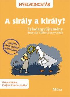 Csájiné Knézics Anikó - A sirály a király? - Feladatgyűjtemény Bosnyák Viktória könyvéhez