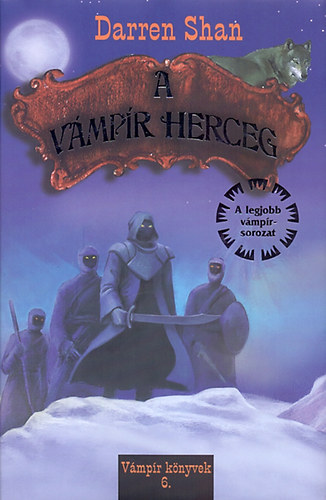 Darren Shan - A Vámpír Herceg