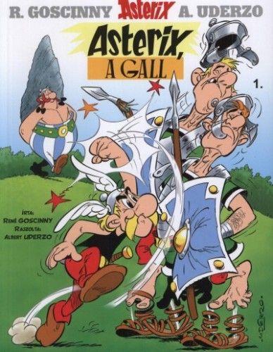 René Goscinny - Asterix 1. - Asterix, a gall
