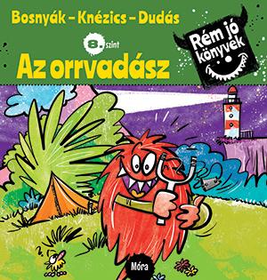 Bosnyák Viktória - Az orrvadász