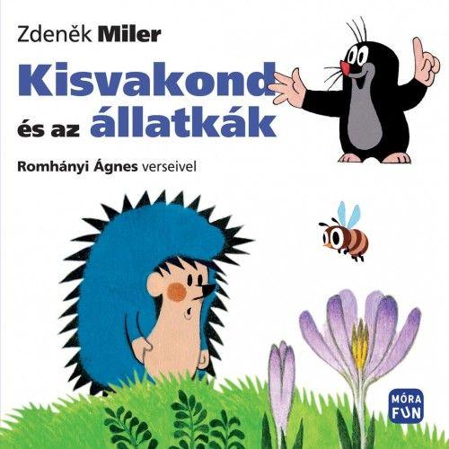Zdeněk Miler - Kisvakond az állatkertben