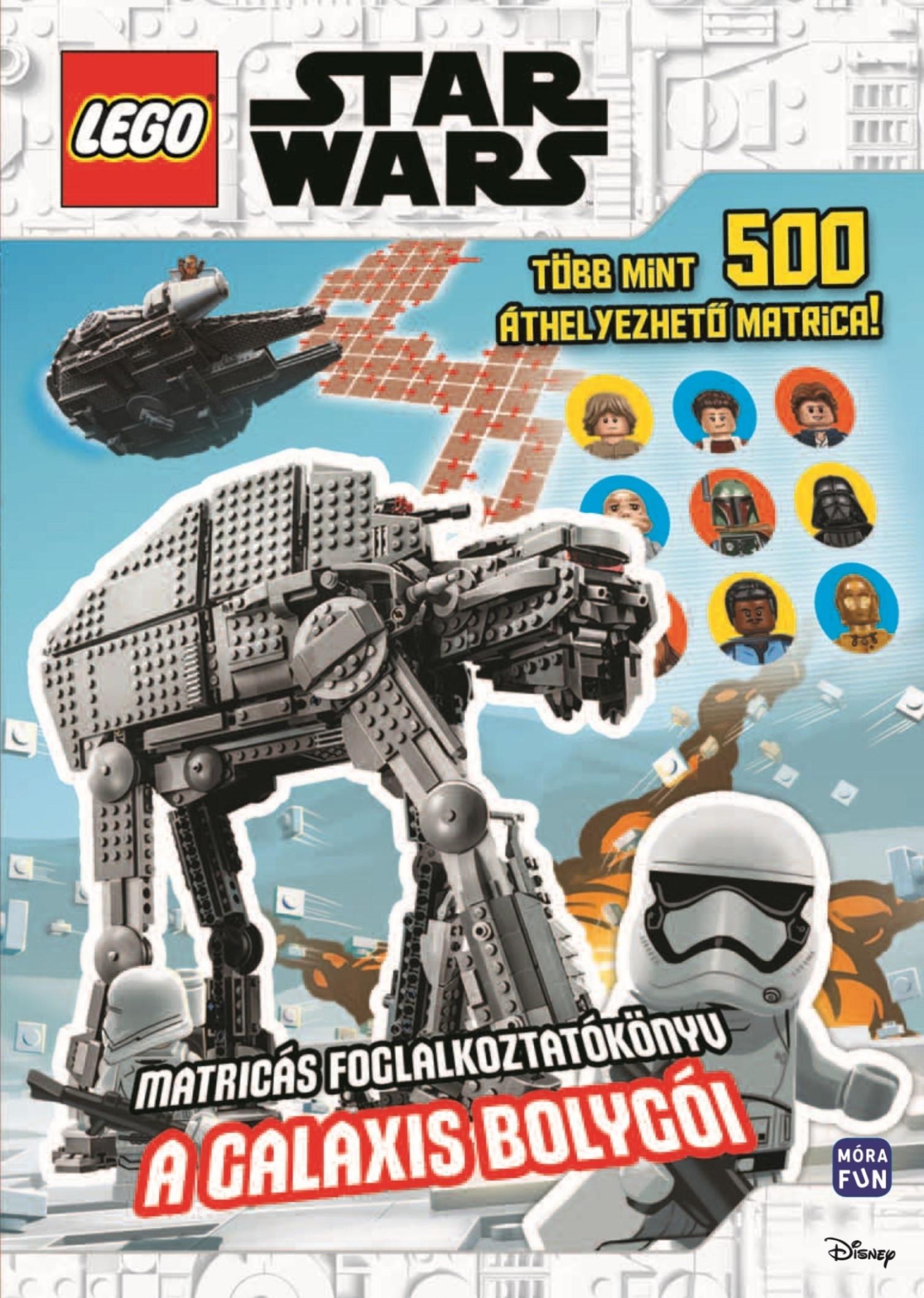 Nagy Ágnes - Lego Star Wars - A galaxis bolygói