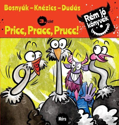 Bosnyák Viktória - Pricc, Pracc, Prucc!