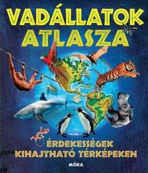 Jen Green - Vadállatok atlasza