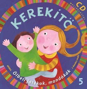 J. Kovács Judit - Kerekítő 5. - CD melléklettel