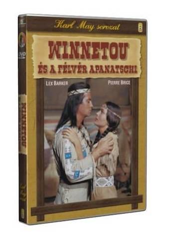 Karl May - Karl May 08.- Winnetou és a félvér Apanatschi - DVD