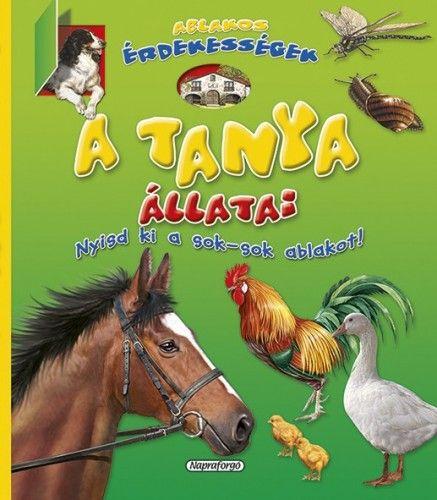 Ablakos érdekességek - A tanya állatai
