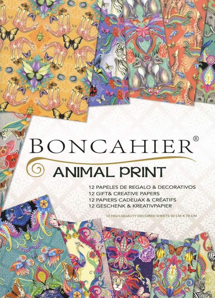 Boncahier - Animal Print - 50314