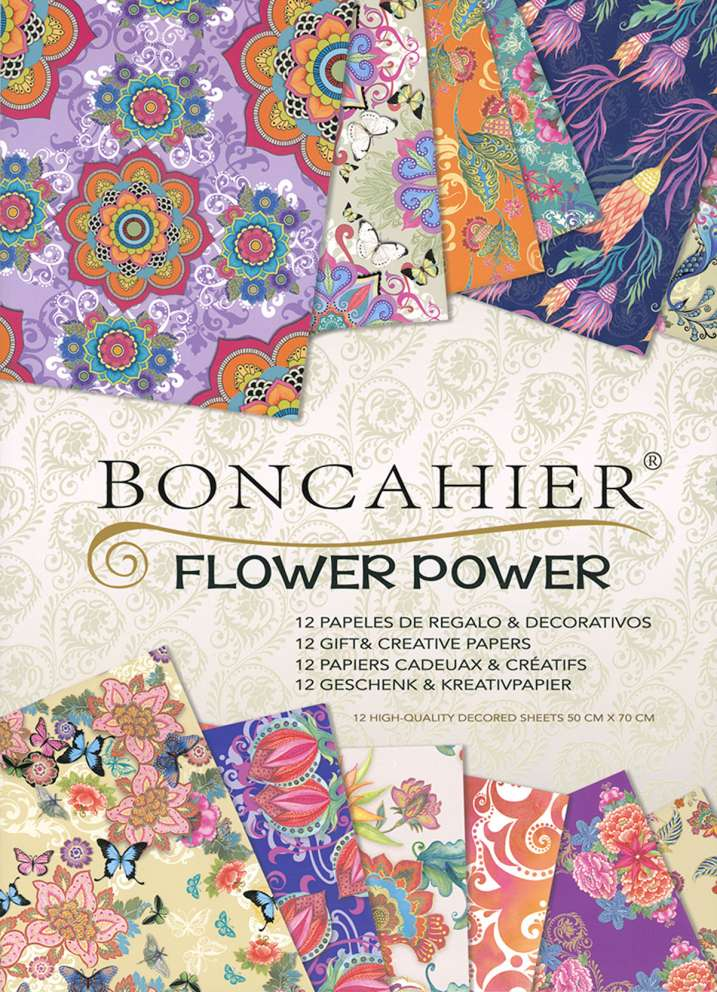 Boncahier - Flower Power - 50307