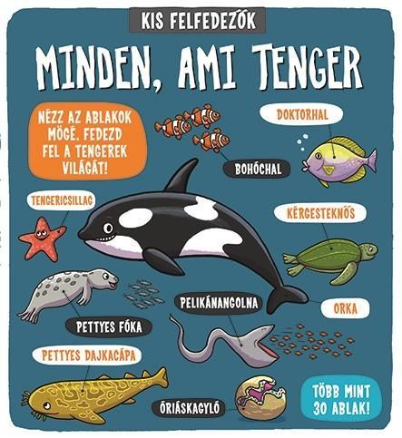 Kis felfedezők - Minden, ami tenger