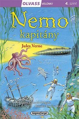 Jules Verne - Olvass velünk! (4) - Némó kapitány