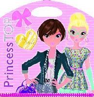 Napraforgó Kiadó - Princess TOP - My Style - Pink