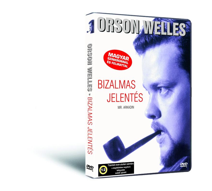 Bizalmas jelentés - DVD