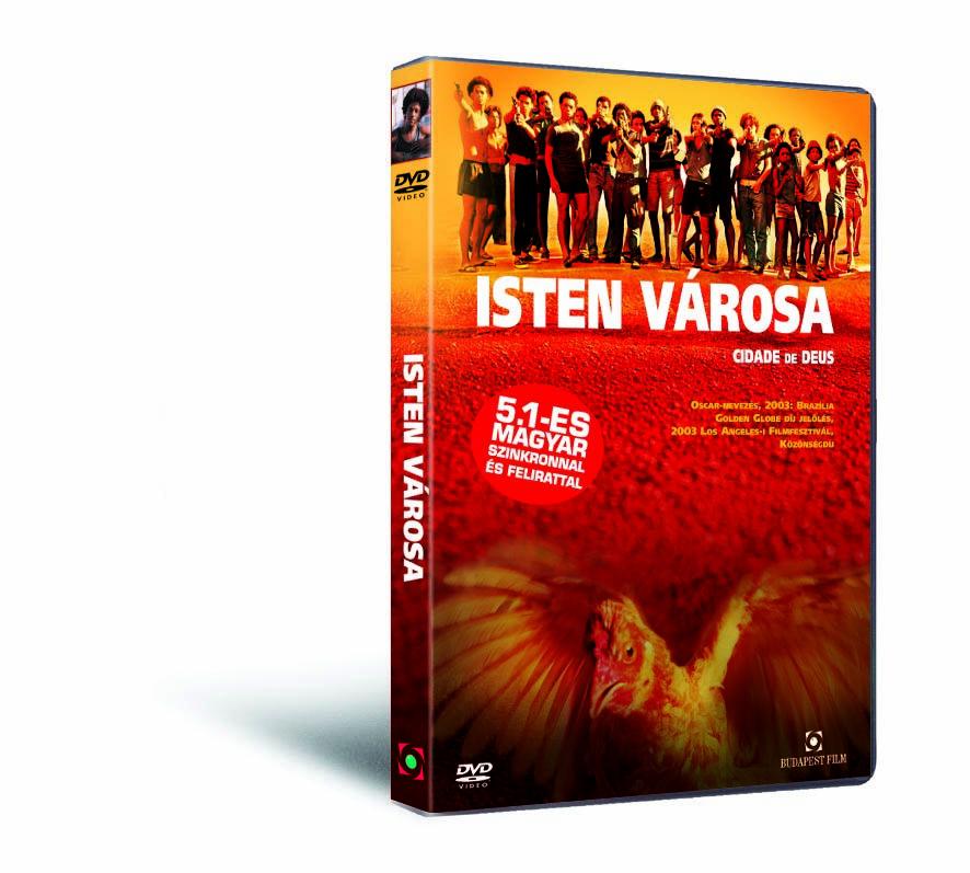 Isten városa - DVD