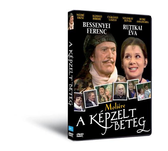 A képzelt beteg (1971) - DVD