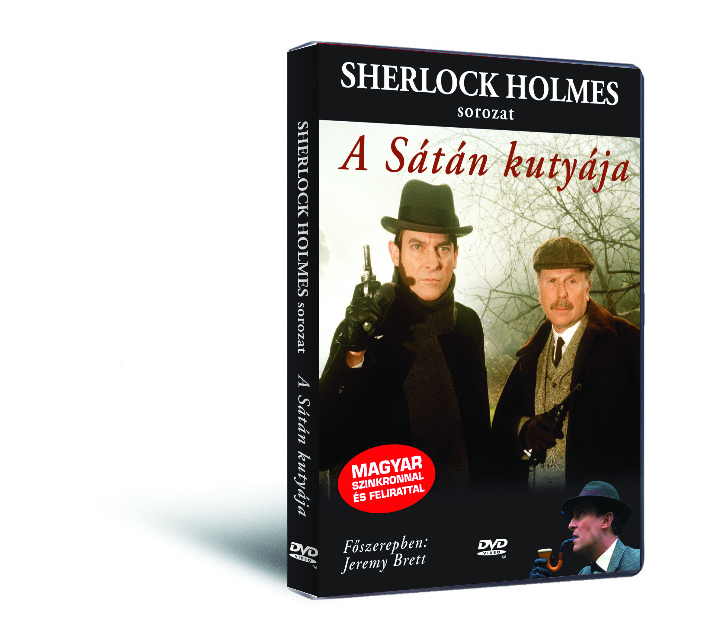 Sherlock Holmes - Sátán kutyája - DVD