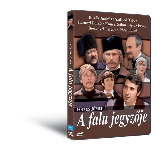 A falu jegyzője (1986) - DVD