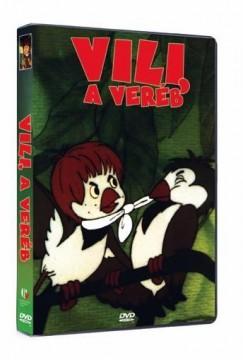 Vili a veréb - DVD