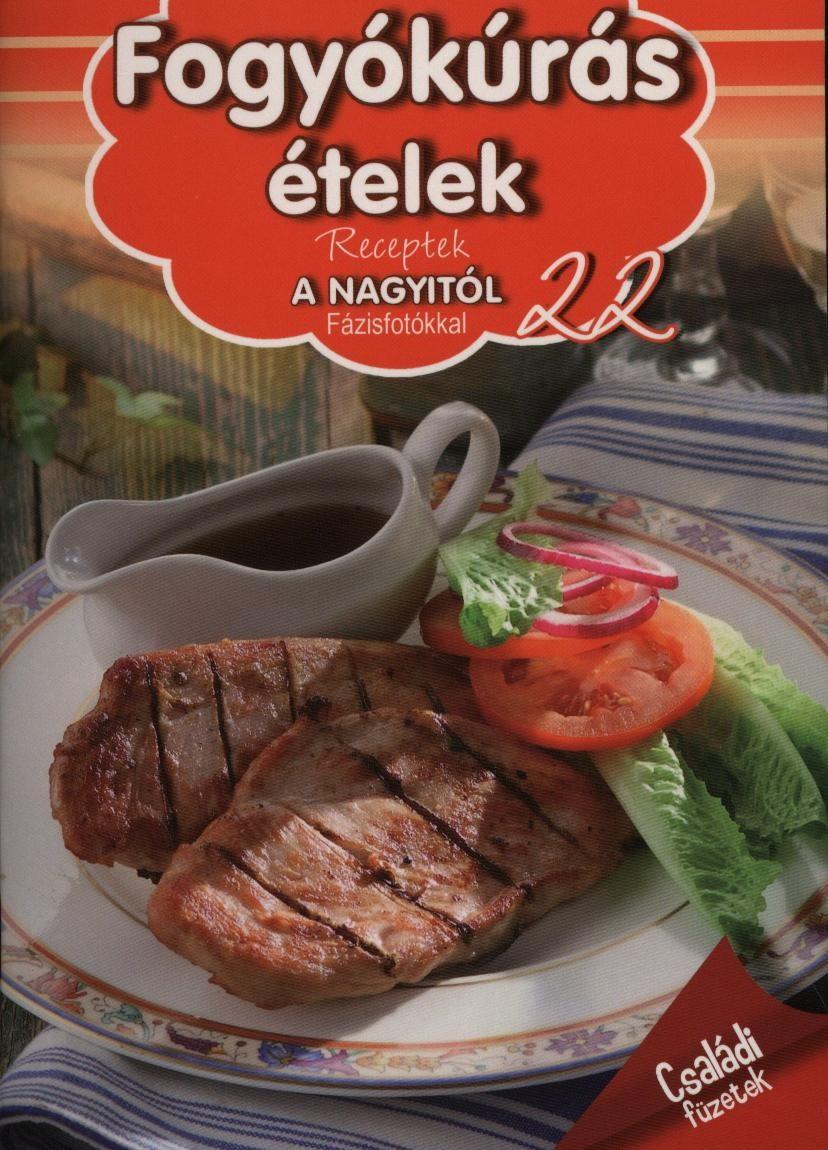 Fogyókúrás ételek - Receptek a Nagyitól 22.