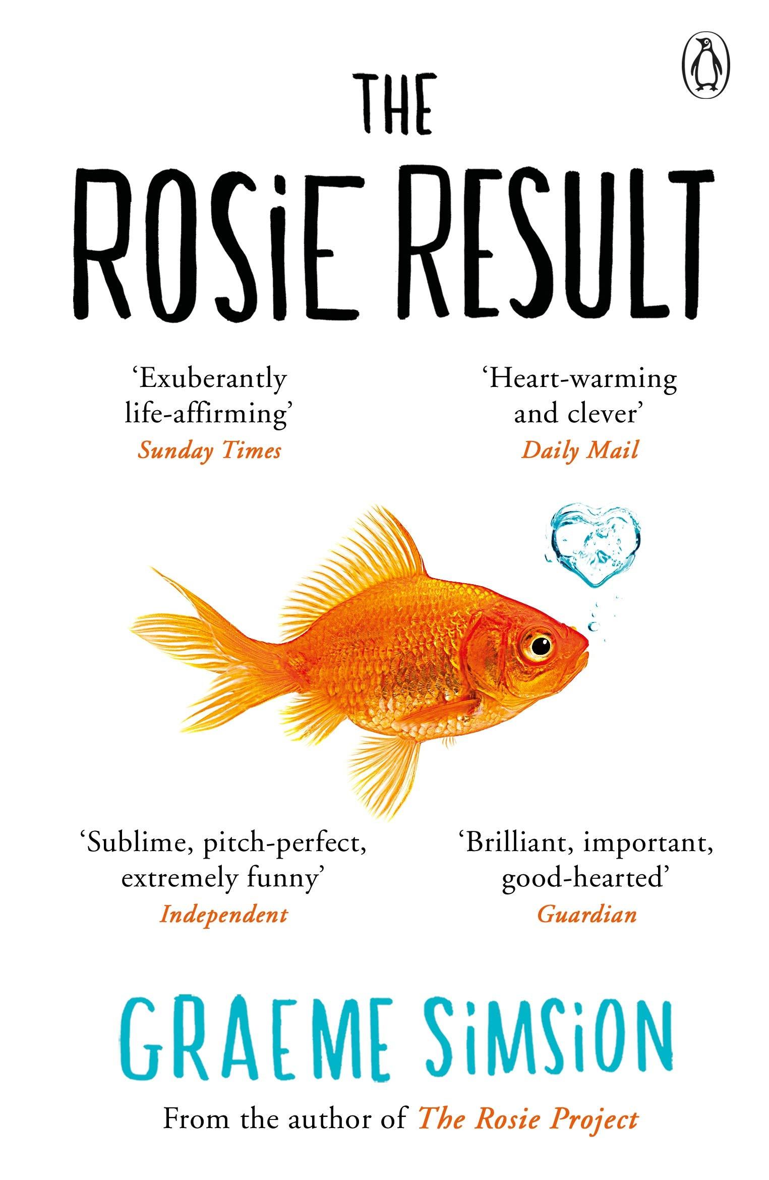 Graeme Simsion - The Rosie Result