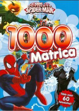 Ultimate Spider-Man - 1000 matrica